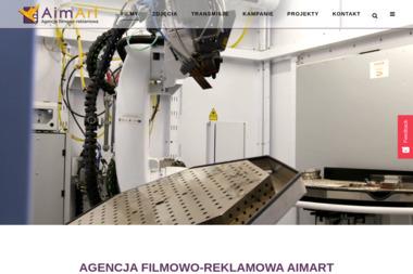 Agencja filmowo-reklamowa AimArt - Kamerzysta Bydgoszcz