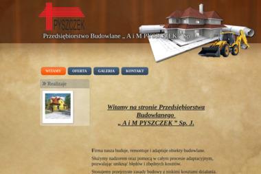 Przedsiębiorstwo Budowlane A i M Pyszczek Spółka Jawna - Ekipa budowlana Sandomierz