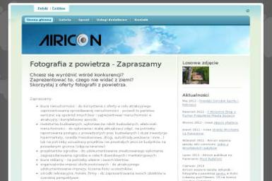 Airicon. Fotografia z powietrza, fotografia lotnicza - Zdjęcia do dokumentów Wrocław