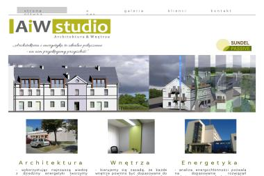 Pracownia Architektoniczna AiW Studio - Projekty Domów Pszczyna