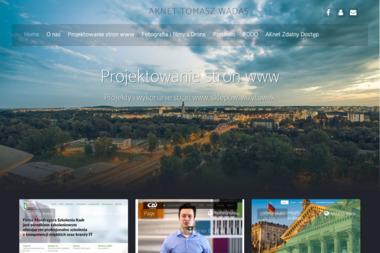 Aknet Tomasz Wadas - Agencja Interaktywna Głogów