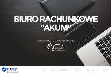 Biuro Rachunkowe AKUM A.L.Kijanka - Finanse Mielec