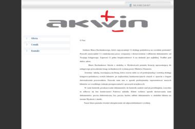 Biuro Rachunkowe Akwin Grażyna Bugaj - Biuro rachunkowe Mysłowice