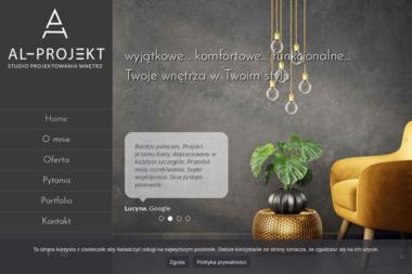 Al-Projekt - studio projektowania wnętrz - Projektowanie wnętrz Kętrzyn