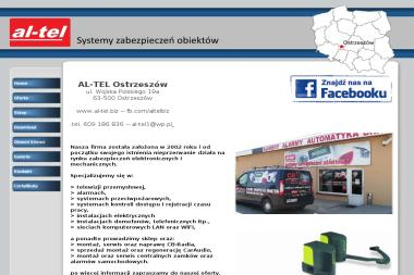 Al Tel Kasprzak Bernard - Instalacje Jutrków