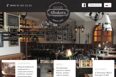 Restauracja Albakora - Catering Dla Firm Świnoujście