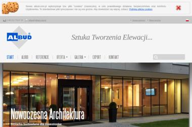 ALBUD RSA Sp. z o.o. - Okna drewniane Wołomin