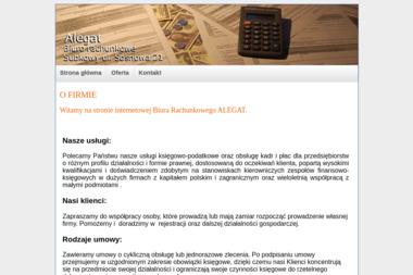 Alegat Biuro Rachunkowe Magdalena Pielecka - Finanse Subkowy