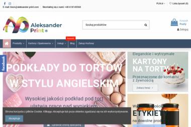 Aleksander Print PPHU Ratajczak Anna - Zdjęcia do dokumentów Poznań