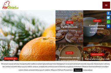 Aleobiad.pl - Firma Cateringowa Kielce