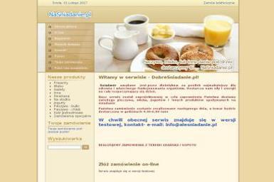 Ale Śniadanie Catering Biurowy - Catering Piotrowice