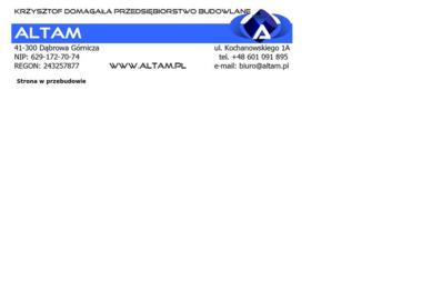 Alfavision Sp.J. M z Pindel - Projektowanie Domów Wodzisław Śląski