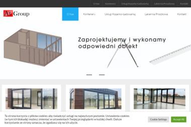 AL Group Drabiny Aluminiowe - Ślusarz Kije