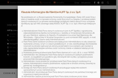 Aliff Sp. z o.o. Spółka Komandytowa - Drukarnia Smardzów