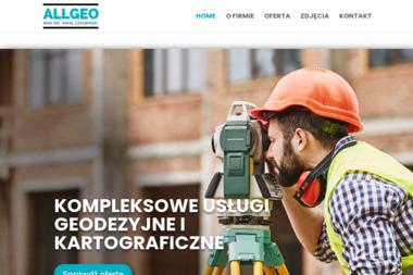 Allgeo. Kompleksowe Usługi Geodezyjne i Kartograficzne - Geodeta Łódź