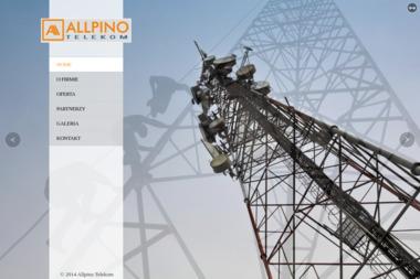 Allpino Telekom Iwona Cholc - Adaptacja Projektu Domu Tczew