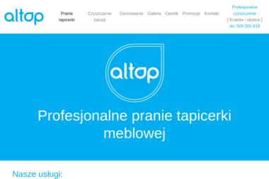 ALTOP - Czyszczenie Tapicerki Meblowej Kraków