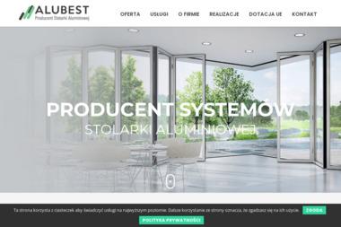 FPHU Alubest s.c. Producent stolarki aluminiowej - Okna Święcica