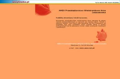 F H u Amex Adam Liszka - Tłumaczenie Angielsko Polskie Michałowice