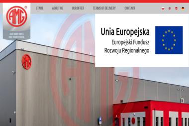 Przedsiębiorstwo Produkcyjno-Handlowe AMG Sp. z o.o. - Tynki Maszynowe Gipsowe Lębork