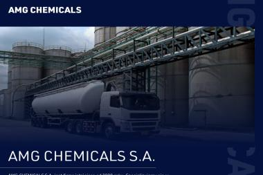 Amg Chemicals S.A. - Transport busem Nowy Staw