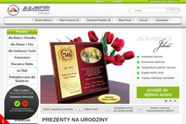 Amico Group Krzysztof Ochał - Drukowanie Zagorzyce