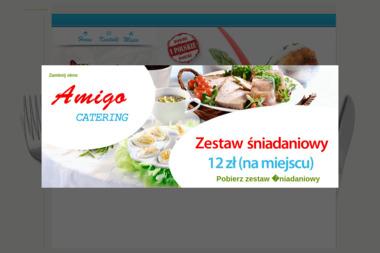 Zajazd Amigo Catering Amigo-Net. Jolanta Molska - Gastronomia Otrębusy