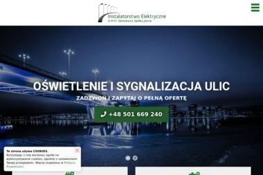 Instalatorstwo Elektryczne A.M.M. Sienkiewicz Spółka jawna - Elektryk Świnoujście