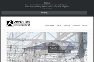 Amper Tur Józef Puchalski - Konstrukcje stalowe Turczyn