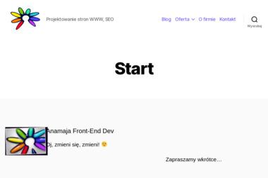 Anamaja Agencja Reklamowa - Strony internetowe Choszczno