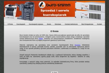 BIURO-SYSTEM - Kserokopiarki Poleasingowe Kętrzyn