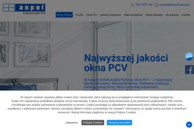 Anpol - Okna PCV Ożarów Mazowiecki
