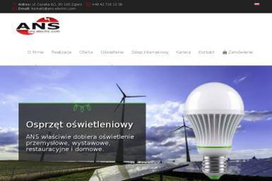 PPHU AnS. Andrzej Sroczyński - Agencja interaktywna Zgierz