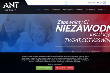 ANT-SERWIS - Serwis Anten Satelitarnych Kraków