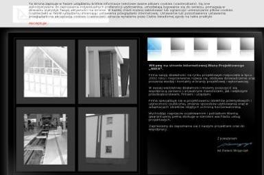FUH Anta Projektowanie Ogólnobudowlane Dariusz Skrzypczyk. Nadzór nad projektami, projektowanie - Architekt Piła