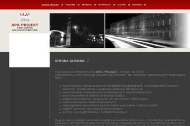 APA Projekt Pracownia Architektoniczna - Architekt Tczew