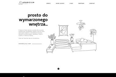 Aparicium Studio - Projektowanie wnętrz Mińsk Mazowiecki
