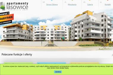 Apartamenty Lasowice. Mieszkania, apartamenty - Tynkarz Tarnowskie Góry
