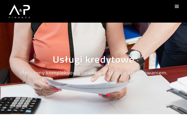 A&P Finance Anna Drajer - Leasing samochodu Luboń