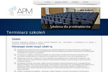 APM Przemysław Plewa - Szkolenia Nadolice Wielkie
