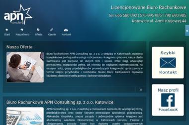 APN Consulting Sp. z o.o. - Serwis komputerowy Katowice