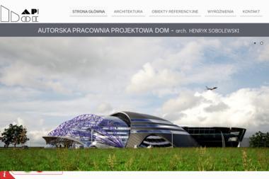 Autorska Pracownia Projektowa DOM - Kierownik budowy Rzeszów