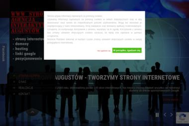 Strony WWW. - Agencja interaktywna Augustów
