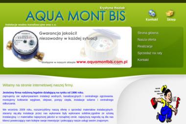 FHU Aqua Mont Bis Krystyna Haziak - Firma Hydrauliczna Działoszyn