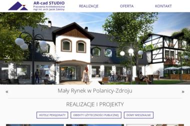 Studio Ar Cad Pracownia Projektowo Inwestycyjna Mgr Inż Arch Jacek Zaleśny - Adaptacja projektów Polanica-Zdrój