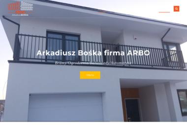Arbo Bośka Arkadiusz Bośka - Sprzedaż Okien PCV Konstantynów Łódzki