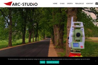 Arc-Studio. Geodezja, mapa numeryczna - Geodeta Tczew
