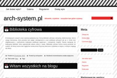Arch System J Noga L Rurynkiewicz - Tynkowanie Maszynowe Strzelce Opolskie