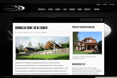 ArchAn Bartłomiej Wilk - Projekty domów Pruszków
