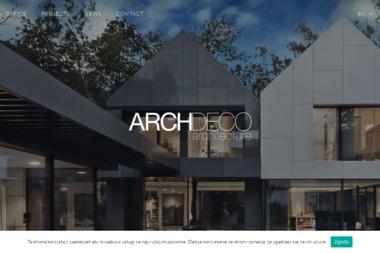 Arch Deco Sp. z o.o. - Dostosowanie Projektu Gdynia